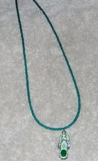 Free Beaded Necklace Pattern