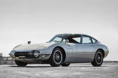 One of only 180 Japanese market models believed to still exist, this 1967 Toyota 2000GT is a fine example of the original Japanese supercar.