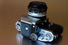 Nikon F Photomic T by RaúlM., via Flickr