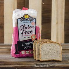 Gluten Free Brown Rice Bread