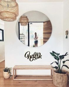 HELLO Metal Sign Outdoor wall art Home Decor wall art hangings metal larg letters housewarming gift