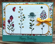 Debbie's Designs: First Friday PDF and My Stampin' Friends!