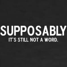 Sometimes it is