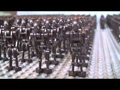 LEGO STAR WARS - Biggest Droid Army Ever! (800+ DROIDS!)