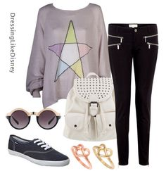 ariana grande outfit | Dressing Like Disney: Ariana Grande: Inspired Outfit