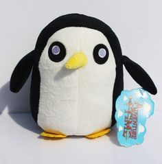Adventure Time Gunter Penguin Stuffed Animals Plush Toys Soft Dolls For Children 15cm Free Shipping