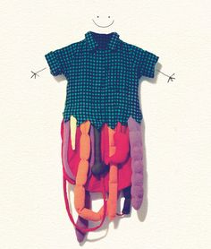 Zombabiez, A Disgustingly Adorable Torso-Only Zombie Halloween Costume For Babies