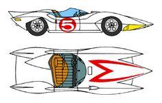 The Mach 5 #speed #racer
