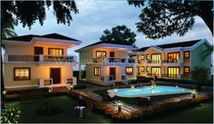 Duplex Villas For Sale at Arpora (WSG-RES331) More info : http://windowshopgoa.com/villas-bungalows-row-houses-for-sale/331-duplex-villas-for-sale-at-arpora