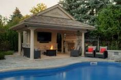 Pool Cabana Designs   There Are Several Things To Think About Regarding The  Design Of The Pool, When Deciding To Purchase