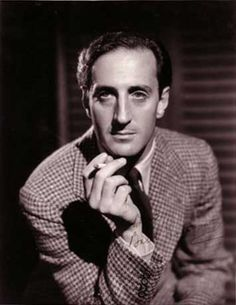 Basil Rathbone-the perfect Sherlock Holmes