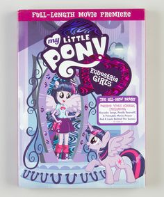 In this DVD, the crown of Crystal Empire has been stolen, and Twilight Sparkle fearlessly pursues the thief into an alternative dimension wherein she is transformed into a teenage girl. There, she must embark on a journey with her new friends that remind her of her companions in Ponyville to find the crown and change the fate of both worlds. Run time: 72 minutes