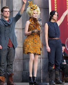 'Hunger Games' Fashion: Effie's Most Outrageous Looks - Fascinating Fashion from #InStyle