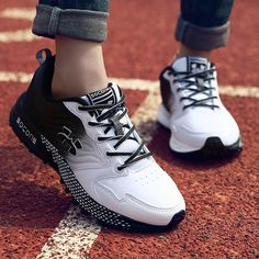 a0696540622b Women Outdoor Breathable Sneakers Walking Running Sports Shoes - US 19.41  Sales Online white 3.5