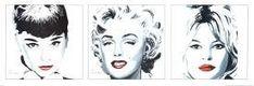 Audrey Hepburn Posters, Prints, Paintings & Wall Art for Sale   AllPosters.com Audrey Hepburn Poster, Marilyn Monroe Poster, Art Pop, Framed Artwork, Wall Art, Poster Prints, Art Prints, Sale Poster, People Art
