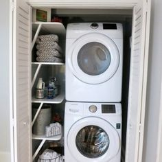 http://2beesinapod.com/2014/07/28/laundry-closet-makeover-reveal/