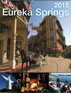 Get your 2015 Eureka Springs Visitor's Guide Online