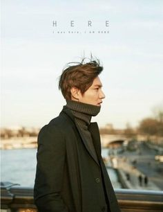 Lee Min Ho's pictorial to celebrate 9 years since debut