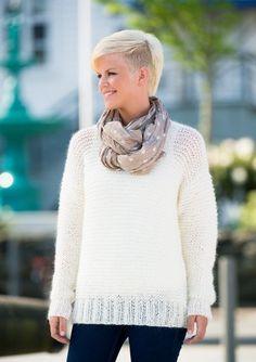 Genser Rubrics, Dame, Knitting Patterns, Kitten, Turtle Neck, Pullover, Sweaters, Design, Fashion