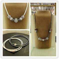PANDORA Necklaces.