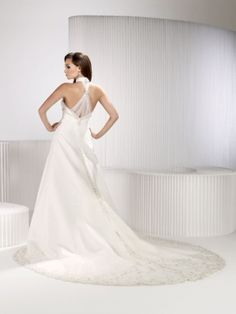 Beautiful back. Style PL1417