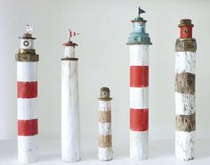 Kirsty Elson's driftwood sculptures | Period Living