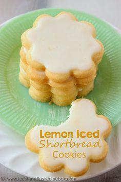 Lemon frosting for cookies recipe