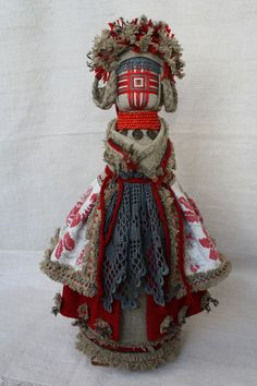 лялька-мотанка Ukrania doll