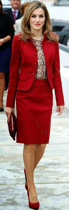 Queen Letizia of Spain - 7.11.2014