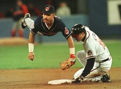 That's right, the '95 Indians were so good they could actually defy gravity.   13 Reasons The '95 Cleveland Indians Were The Greatest Team Ever