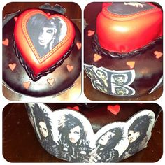 17 Best Images About Bvb Birthday To Be Sweet Sixteen