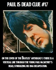 Paul is dead clue Beatles Albums, Beatles Art, The Beatles, Paul Is Dead, Studio Musicians, Sgt Pepper, The Fab Four, New World Order, Conspiracy Theories