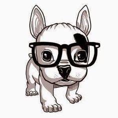 IMAGENS DE ADESIVOS DE UNHAS  Imagens Adesivos de Unhas-Cachorros Desenhos  Fofinhos, Desenhos 6ce65fc686