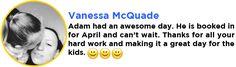 Vanessa McQuade - Parent