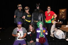 "Legal/Risk's movie theme was ""Batman""!"