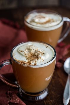 """I prefer the name as """"Indian Spiced Apple Cider"""" because there's NO """"Chai"""", i.e. Tea 茶 of any kind, in this Beverage. It's the Spices used in Indian """"cooked"""" Tea, i.e. Chai, Used with apple cider for this recipe. 