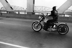 Charles A. Hartman Fine Art | Exhibition: Danny Lyon: The Bikeriders