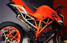 KTM Superduke 1290 - love this bike.