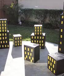 Resultado de imagen para batman party ideas