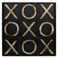XOXO Wall Decor