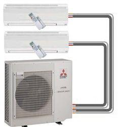 Mitsubishi mr slim Ductless Mini Split Heat Pump thinkcertified.com #MITSUBISHIMINISPLIT #minisplit  #acrepair #acinstallation #cooling #fortmyers #naples  #comfort #quiet #efficient #ventilation