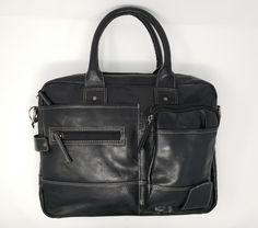 Business bag for men, black Balenciaga City Bag, Prada, Shoulder Bag, Leather Bags, Business, Black, Women, Leather Tote Handbags, Leather Slouch Bags