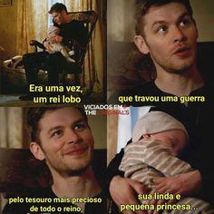 Klaus e Hope ❤