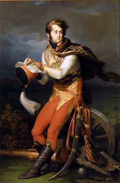 Barone Lejeune, aiutante di campo del maresciallo Berthier