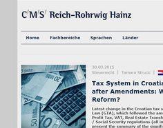Blog: CMS Reich-Rohrwig Hainz Austria, Law, Language