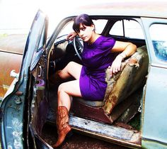 Danielle Colby Cushman from American Pickers