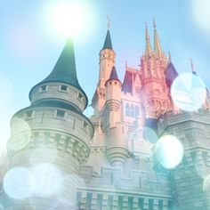 Fairytale. Castle. Princess. Prince. Happy ever after.