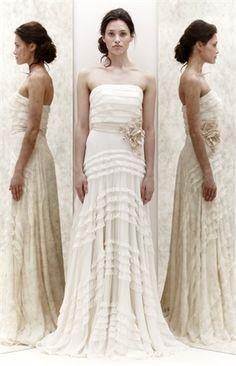 Le spose di Jenny Packham