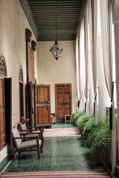 Hotel Capaldi, Atlas Mountains in Marrakech, Morocco via So It Goes Mag