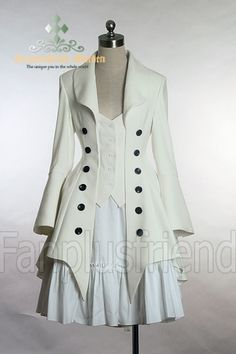 Long Tuxedo Tail Jacket - lots of colors - $89